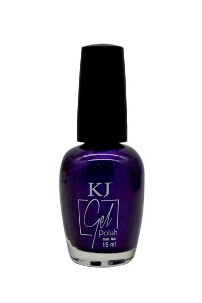 Gel Polish Pearl Violet 15 Ml
