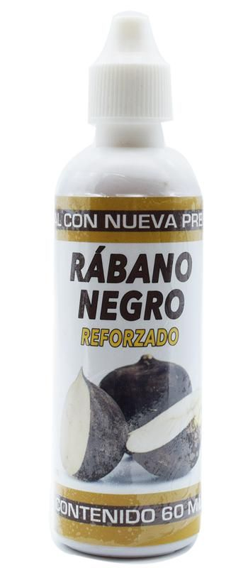 Rabano Negro Extracto 60 Ml