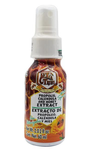Propoleo Calendula Y Miel Spray 60 Ml