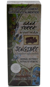 Jengibre Extracto 60 Ml