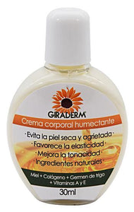 Crema Corporal Humectante 30 Ml