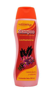 Shampoo Cacahuananche 550 Ml