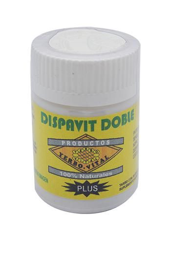 Dispavit Doble Plus 30 Grageas