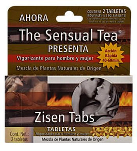 The Sensual Tea 2 Tab