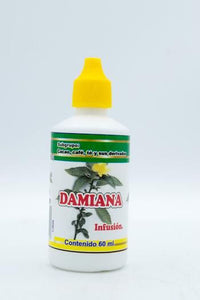 Damiana Extracto 60 Ml