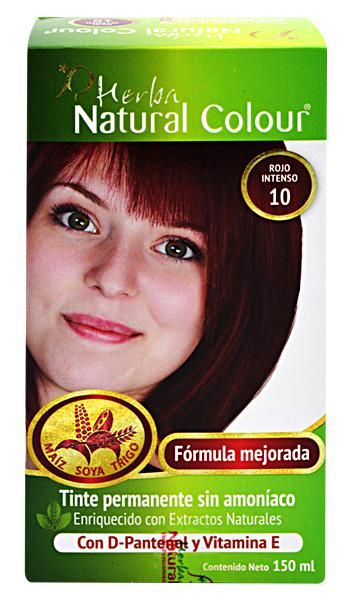 Tinte Rojo Intenso 150 Ml