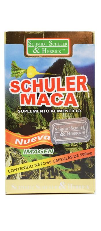 Maca Power 60 Cap