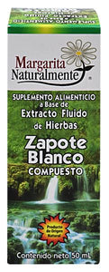 Zapote Blanco Comp Extracto 50 Ml
