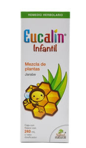 Jarabe Eucalin Kid´s 240 Ml