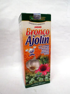 Ajolin Jarabe Bron 240 Ml