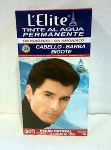 Tinte For Men Negro Elite 10 G