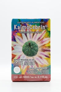 Peyote Andino Gotas 60 Ml ( Tecnonatura )