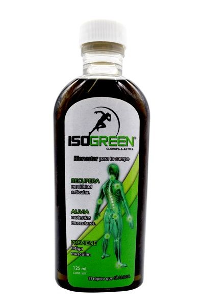 Isogreen 125 Ml