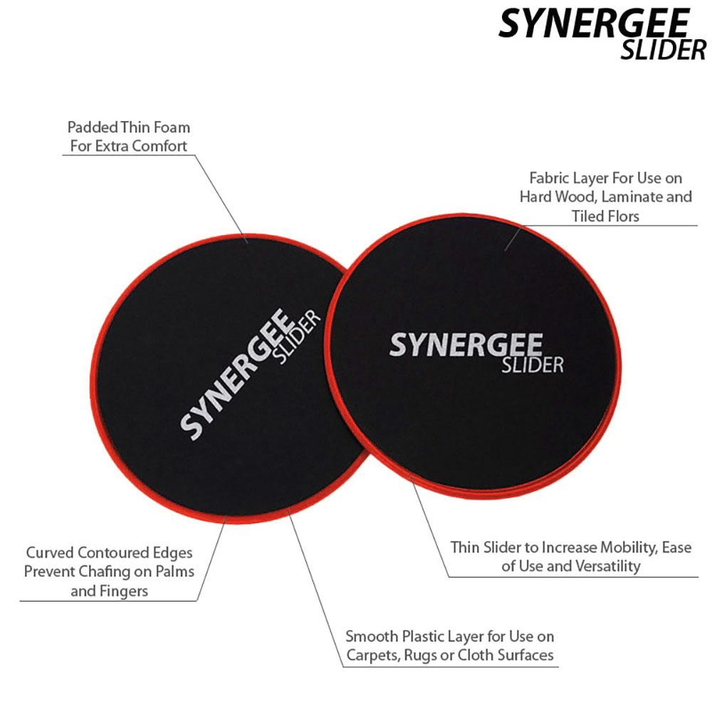 Synergee Core Sliders & Mini Bands