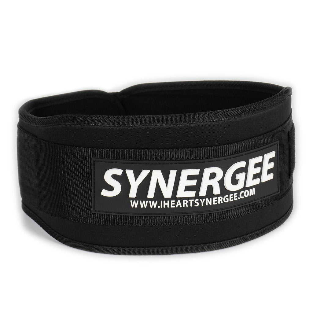 "Synergee 5"" Nylon Weightlifting Belt"