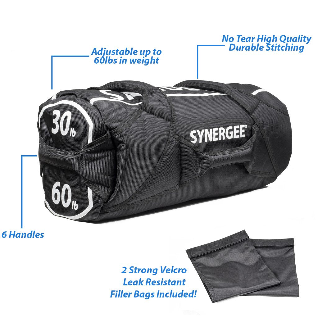 Synergee Weighted Sandbags V2