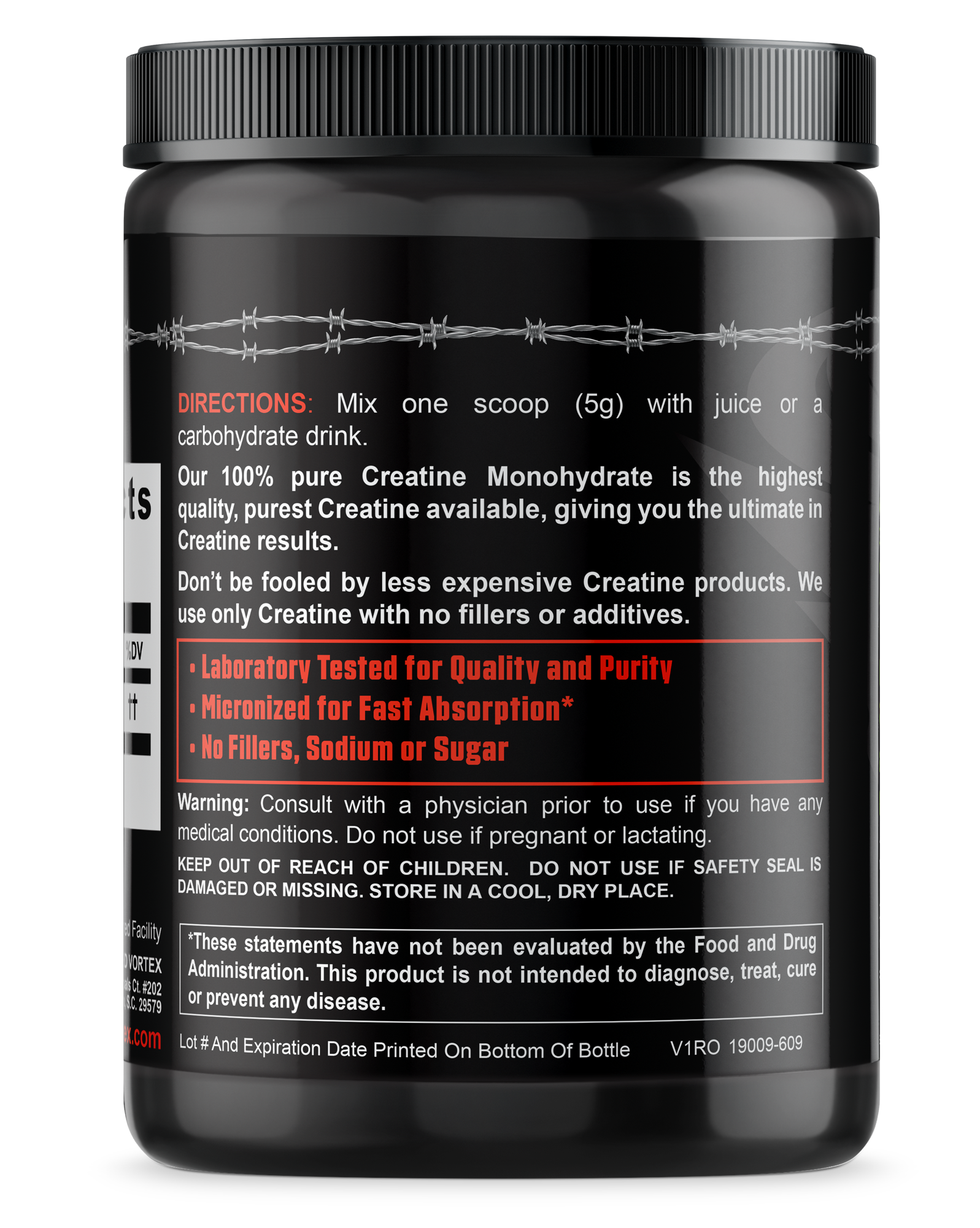 Twisted Creatine