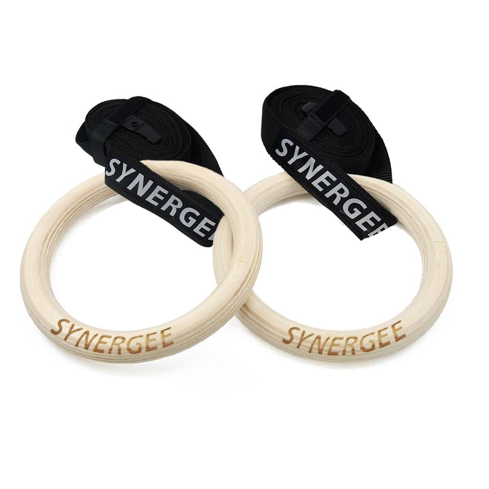 Synergee Gymnastic Rings