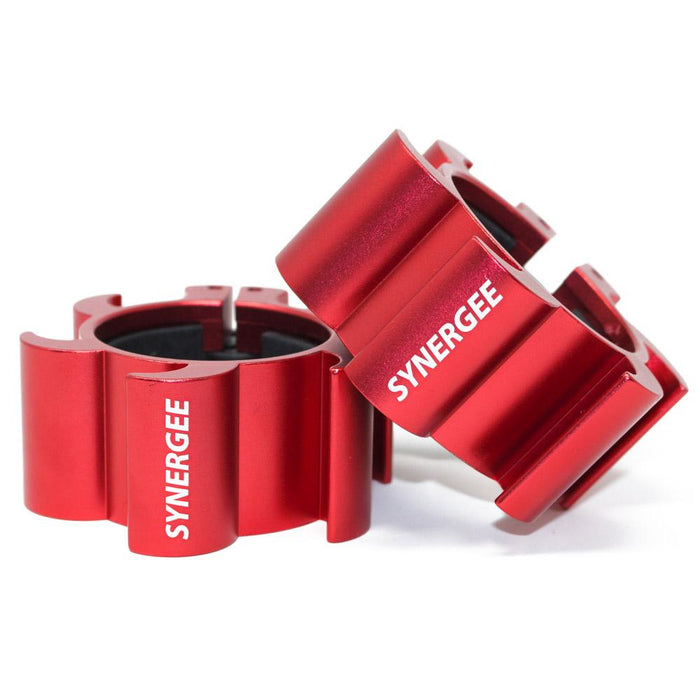 Synergee Aluminum Barbell Collars