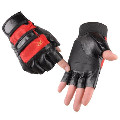 High Strength Weight Lifting Gym Gloves