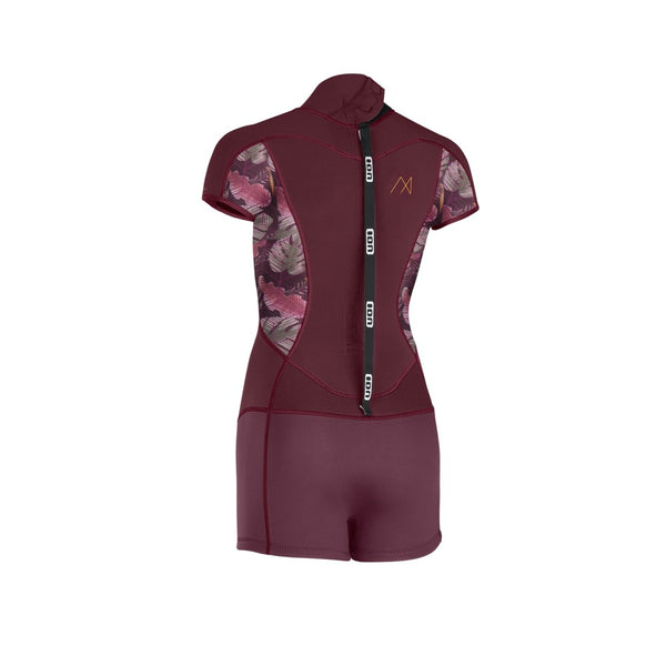 2018 Ion Muse Hot Shorty Short Sleeve 2.0 Back Zip