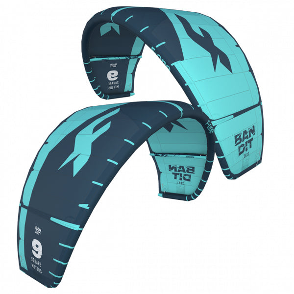 Glacier 2021 F-One Bandit Kite