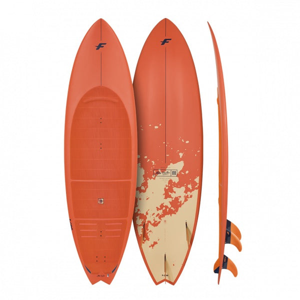 2021 F-One Mitu Pro Flex Surfboard (Available for Pre-Order)