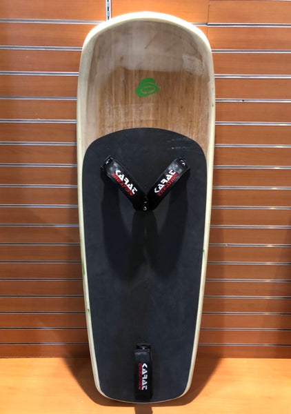 Green Hat Foilboard