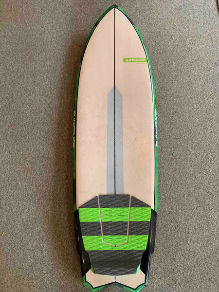 2018 Slingshot Skywalker 5'10 Surf Foilboard DEMO / USED