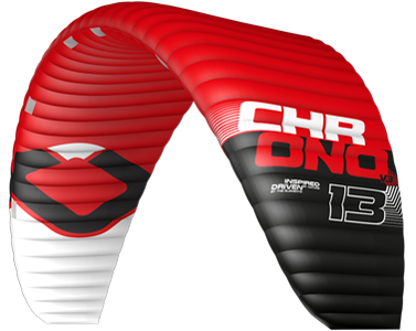 Red Ozone Chrono V3 Foil Kite