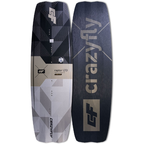 2021 Crazyfly Raptor LTD Kiteboard