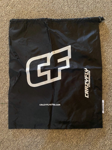 Crazyfly Footstraps Bag