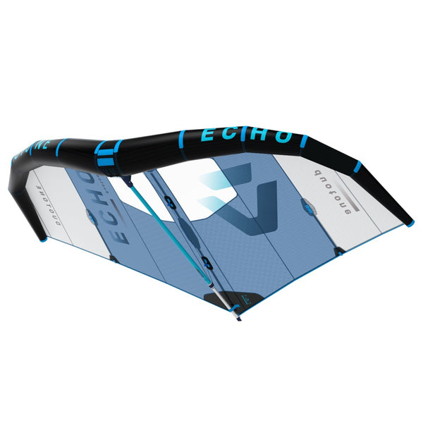 Duotone Echo Foiling Wing Blue/Grey