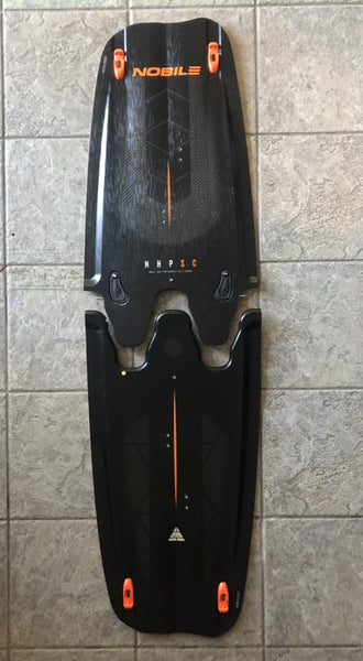 2020 Nobile NHP Carbon Split 142cm BLEM Kiteboard