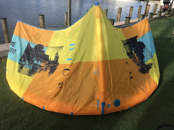 2019 Duotone Dice 8m Kite DEMO / USED