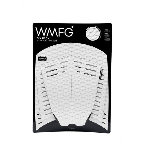 WMFG White Kiteboard Traction Pad
