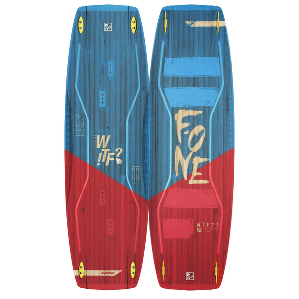 2019 F-ONE WTF!? Lite Tech Kiteboard