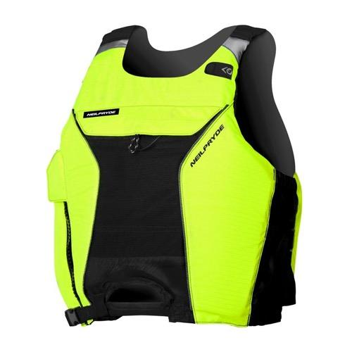 Yellow 2020 Neil Pryde High Hook Elite Vest