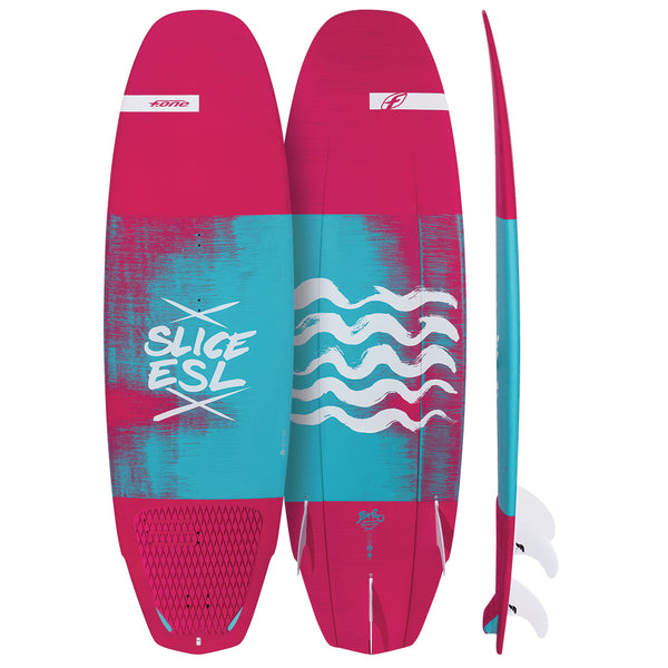 2019 F-ONE SLICE ESL Surboard