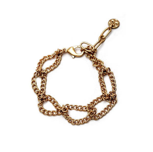 The Chain of Chains Link Bracelet
