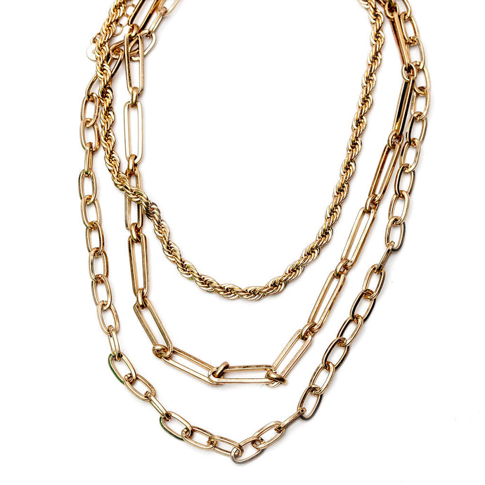 The Brooklyn Chain Necklace
