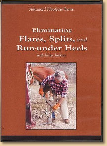 Eliminating Flares, Splits & Run-under Heels (DVD)
