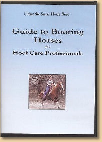 Guide to Booting Horses for Hoof Care Professionals (DVD)