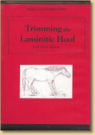 Trimming the Laminitic Hoof (DVD)