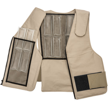 Cool Vest - Replacement Inserts - Set of 4