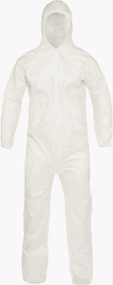 LAKELAND Pyrolon Plus 2 Coverall w/ Hood