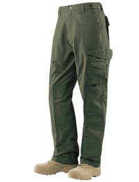 24-7 Series Men's Original Tactical Pant Poly/Cotton Ripstop Ranger Green