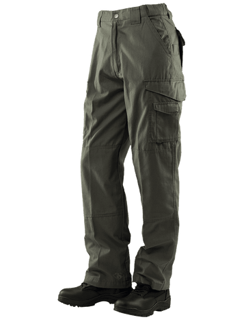 24-7 Series Men's Original Tactical Pant Poly/Cotton Ripstop Olive Drab