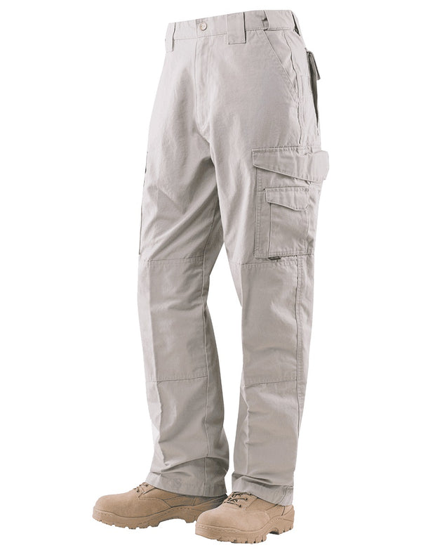 24-7 Series Men's Original Tactical Pant Poly/Cotton Ripstop Stone