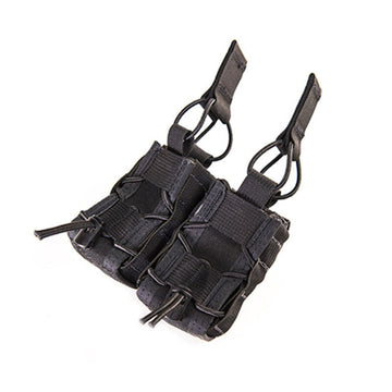 HIGH SPEED GEAR 40MM Double Belt Mount Pouch